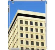 Office Building iPad Case/Skin