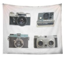 Diana Camera Wall Tapestry
