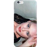 Sexy Blonde iPhone Case/Skin