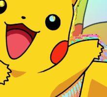 Pokemon Collection  Sticker
