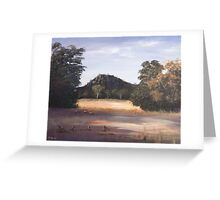 Hanging Rock Victoria Greeting Card