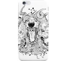 Cerberus Dog Monster iPhone Case/Skin