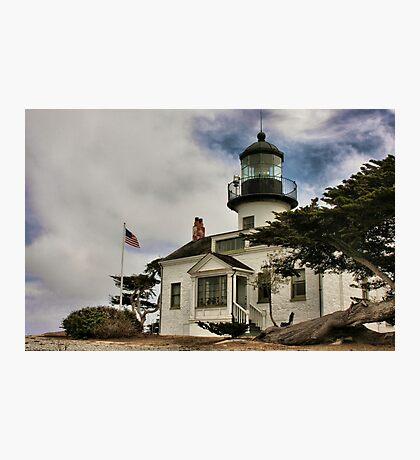 Los Pinos Lighthouse Photographic Print