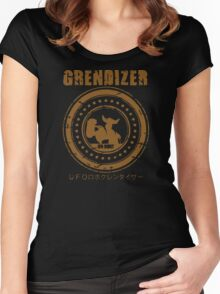 Grendizer UFO Robot Women's Fitted Scoop T-Shirt