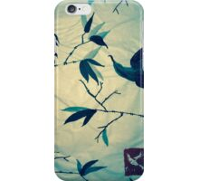 Sumi-e Forest Birds iPhone Case/Skin