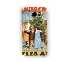 Performing Arts Posters The singing comedian Andrew Mack in the greatest of Irish plays Myles Aroon 1807 Samsung Galaxy Case/Skin