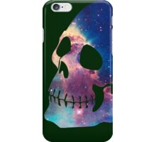 Dope Galaxy Blowout Skull iPhone Case/Skin