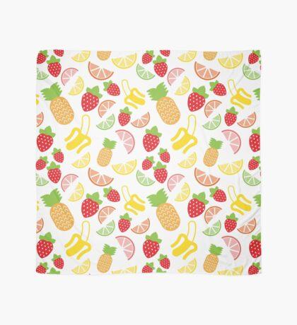 Fruits pattern Scarf