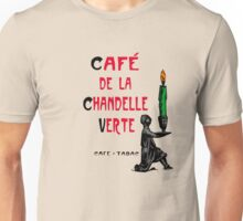 Broken Sword Café! Unisex T-Shirt