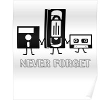 Never Forget Poster