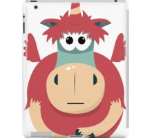 Licorne iPad Case/Skin