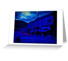 Daytime In The City Of The Dead Greeting Card