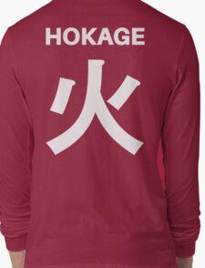 Kage Squad Jersey: Hokage Long Sleeve T-Shirt