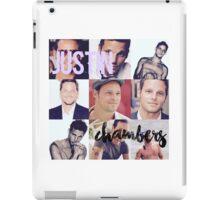 Justin Chambers iPad Case/Skin