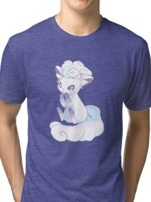 Ice Vulpix  Tri-blend T-Shirt