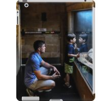 Father, Son, and the Mummy iPad Case/Skin