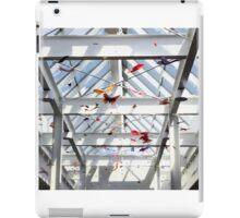Origami Butterflies iPad Case/Skin