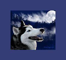 Blue Eyed Alaskan Husky Unisex T-Shirt