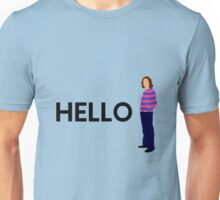 "James May ""hello"" original design Unisex T-Shirt"