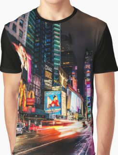 Canvas design city 10K resolution Graphic T-Shirt