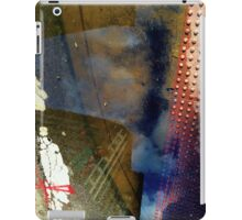 Blue Skies, Red Dots iPad Case/Skin