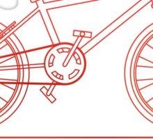 Mysterious Bike Tours Sticker