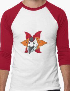 Volcarona  Men's Baseball ¾ T-Shirt