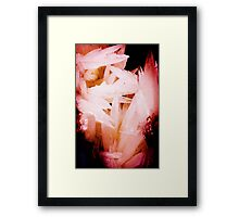 Just Glowing Framed Print