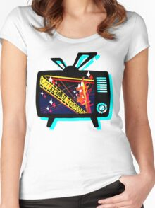 P4G Women's Fitted Scoop T-Shirt