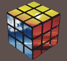Rubiks Cube Kids Clothes