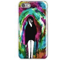 Overwhelmed iPhone Case/Skin
