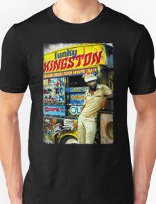 FUNKY KINGSTON Unisex T-Shirt