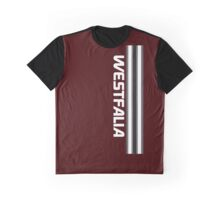 Westfalia Stripe Graphic T-Shirt