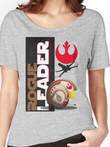 ROGUE LEADER Women's Relaxed Fit T-Shirt