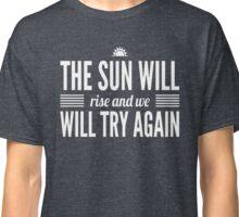 Twenty One Pilots truce typography white Classic T-Shirt