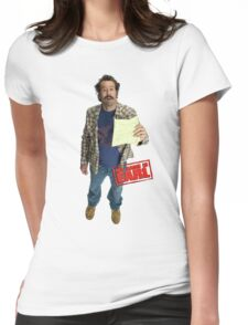 Earl Hickey | My Name Is Earl Womens Fitted T-Shirt