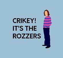 "James May ""Crikey! It's the rozzers"" original design Unisex T-Shirt"