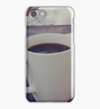 Coffee For Two iPhone Case/Skin