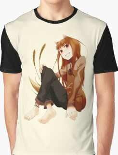 Spice and Wolf - Horo Graphic T-Shirt