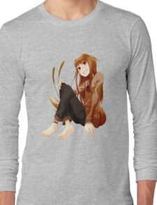 Spice and Wolf - Horo Long Sleeve T-Shirt
