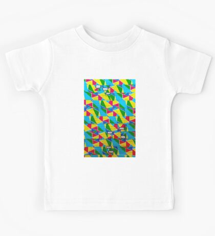 Instructions for Life Kids Tee