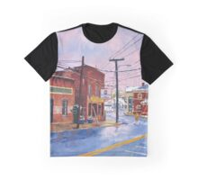 Crossing, C-ville, VA Graphic T-Shirt