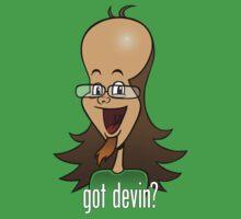 Got Devin? by VanHogTrio