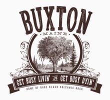 Buxton Maine One Piece - Short Sleeve