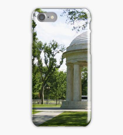 WW2 Memorial iPhone Case/Skin