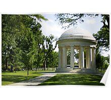 WW2 Memorial Poster