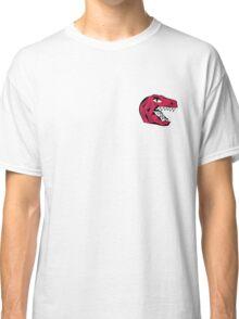 Toronto Raptors Retro Low Poly Head Classic T-Shirt