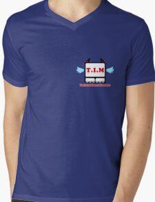 T.I.M - Twisted Inner Monster Mens V-Neck T-Shirt