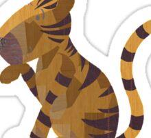 Tiger Woods Sticker