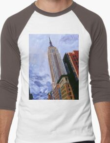 ESB, NYC Men's Baseball ¾ T-Shirt